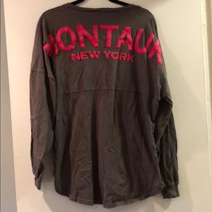 Montauk Oversized Long Sleeved T